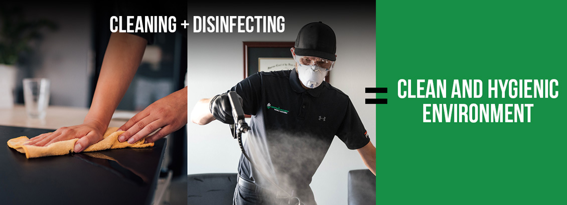 Cleaning and Disinfecting Are the Perfect Allies to Achieve a Clean and Hygienic Environment